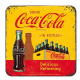 Coca Cola In Bottles drinks mat / coaster   (na)
